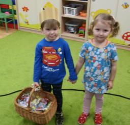 Adámek, Viktorka a Verunka slaví narozeniny