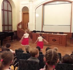 Koncert v muzeu