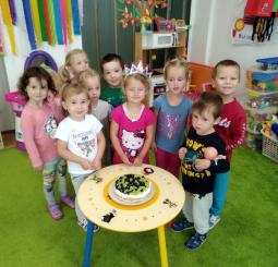 Madi slaví narozeniny
