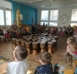 Milujeme bubnování