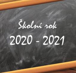 Školní rok 2020/2021