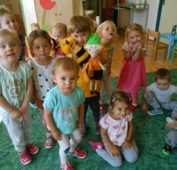 Včeličky, Áďa a Medovníček
